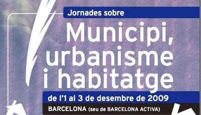 Jornades Urbanisme